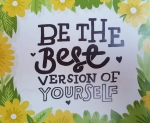 be the best you image